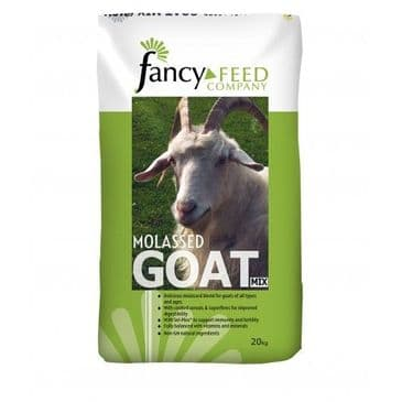 Fancy Feeds Molassed Goat Mix Feed 20kg