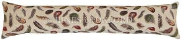 Feathers - Fine Tapestry Draught Excluder