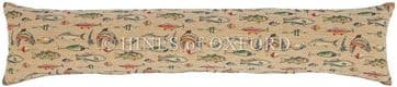Fishes - Fine Tapestry Draught Excluder - Extra Long
