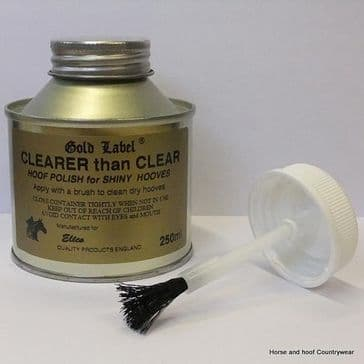 Gold Label Clearer Than Clear