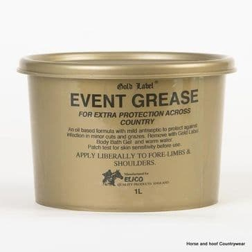 Gold Label Event Grease