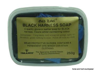 Gold Label Harness Soap
