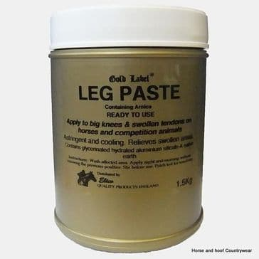 Gold Label Leg Paste