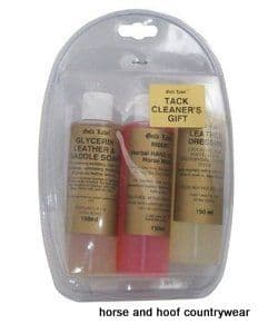 Gold Label Tack Cleaners Gift