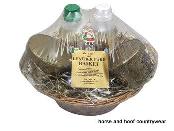 Gold Label The Leather Care Gift Basket