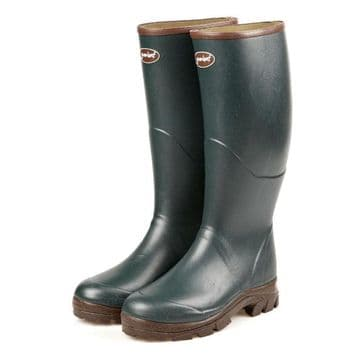 Gumleaf Country Clothing Classic Saxon Wellington Boot