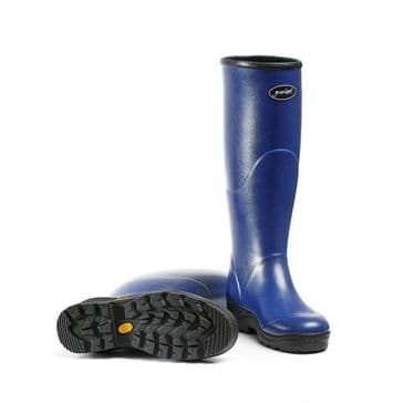 Gumleaf Country Clothing Norse  Wellington Boots - Navy