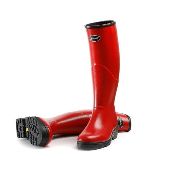 Gumleaf Country Clothing Norse  Wellington Boots - Red