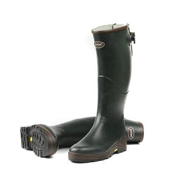 Gumleaf Country Clothing Viking Tex Wellington Boot