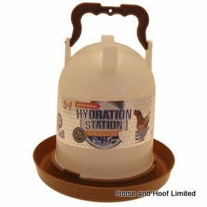 Hentastic Antimicrobial Hydration Station 3L