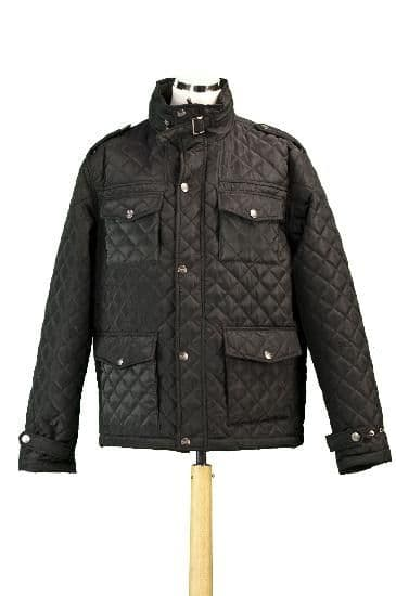 Hunter Outdoor Boston Quilted Jacket - Black