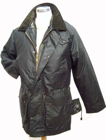 Hunter Outdoor Eaton 3 in 1 Rider Jacket - Olive