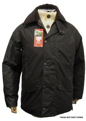 Hunter Outdoor Town And Country Unisex  Wax Jacket