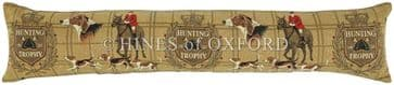 Hunting Trophy - Fine Tapestry Draught Excluder - Extra Long