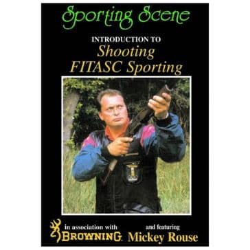 Introduction to Shooting FITASC Sporting DVD
