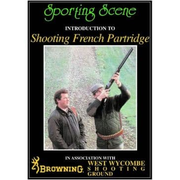 Introduction To Shooting French Partridge DVD