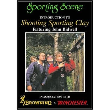 Introduction to Shooting Sporting Clay DVD