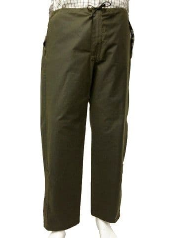 John Rothery Wax Overtrousers