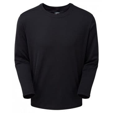 Keela ADS 100 Long Sleeve Round Neck Baselayer - Black