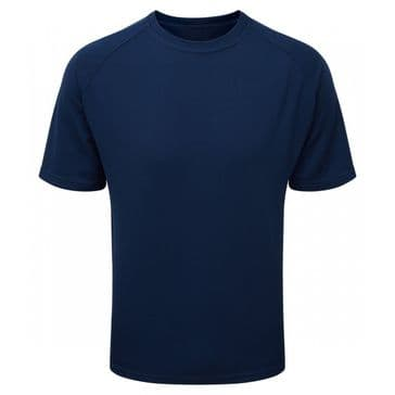 Keela ADS 100 Short Sleeve Round Neck Baselayer - Navy