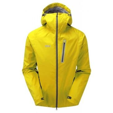 Keela Cairn 3 Layer Shell Jacket - Blazing Yellow