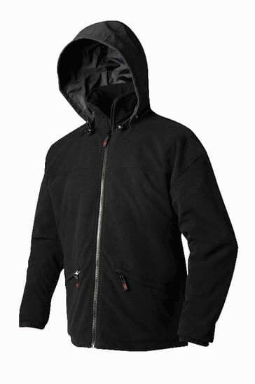 Keela Neptune Waterproof Fleece Jacket - Black