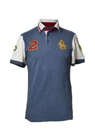 Lansdown Mens Foxmoore Polo Shirt