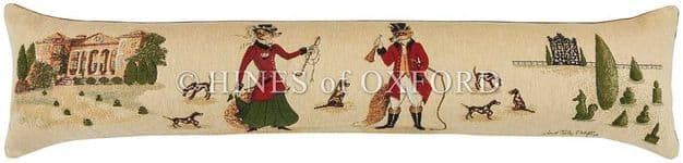 Lord & Lady of the Manor- Fine Tapestry Draught Excluder