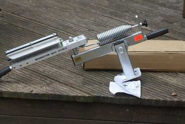 Maxi Double Clay Pigeon Trap Launcher