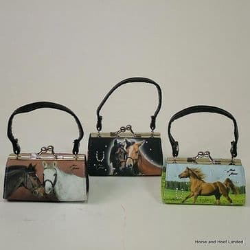 Mini Bags - Horse Coloured