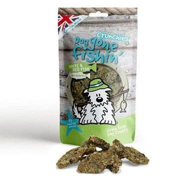 Mr. Johnsons dog food treats