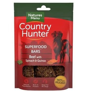 Natures Menu dog food treat