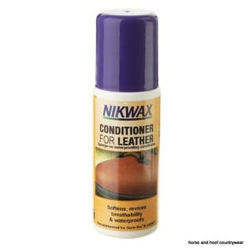 Nikwax Conditioner for Leather.