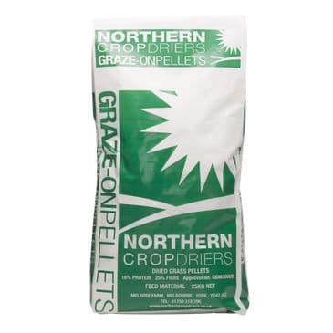 Northern Crop Driers Grass Nuts 16% For Horses 20kg