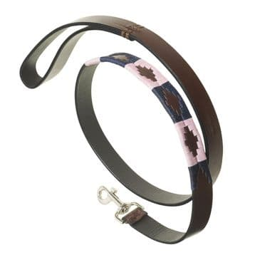 Pampeano Leather Polo Dog Lead - Hermoso