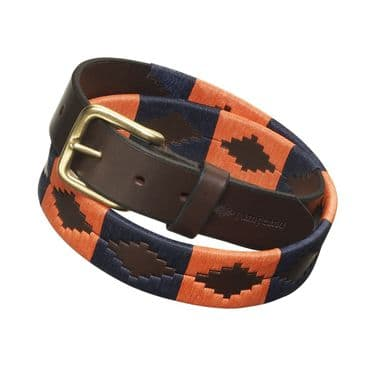 Pampeano Luxury Hand Stitched Polo Belts.