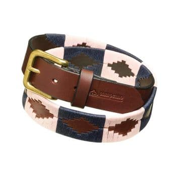 Pampeano Luxury Polo Belts.