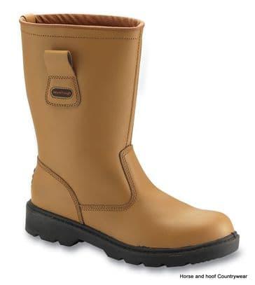 Progressive Safety Work Tough Rigger Boot
