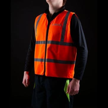 Proviz Orange Nightrider Vest