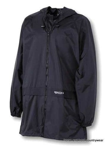 Regatta - Child's Waterproof Rain Jacket