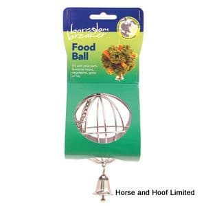 Rosewood Boredom Breaker Hanging Food Ball For Small Animals
