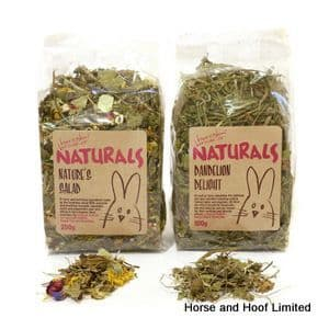 Rosewood Naturals Dandelion Delight Small Animal Feed 100g