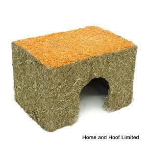 Rosewood Naturals Medium Carrot Cottage Toy For Small Animals