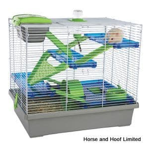 Rosewood Pico Hamster Cage Silver - Large