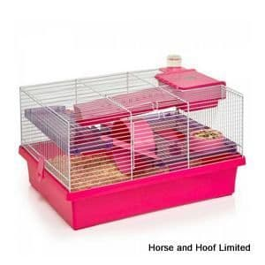 Rosewood Pico Small Animal Cage - Pink