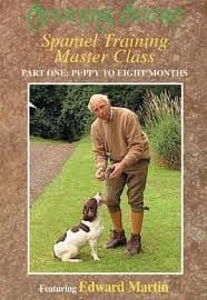 Spaniel Training Master Class - Part 1 Puppy to Eight Months