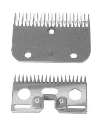 Spare Blades For Rodeo AR2 - 21/19 Teeth