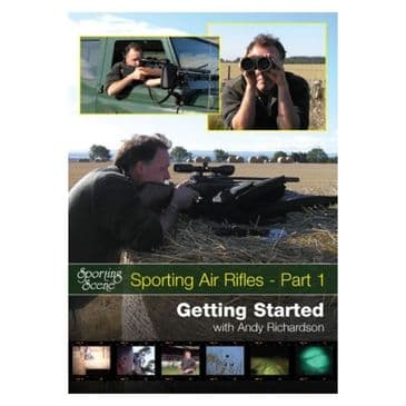 Sporting Air Rifles Part 1:GettingStarted
