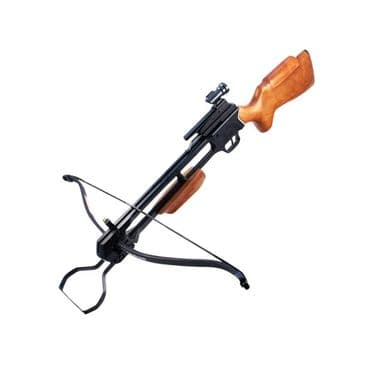 Stealth Wood Stock Crossbow