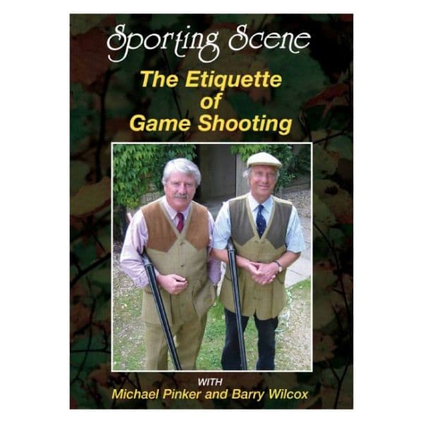 The Ettiquette of Game Shooting DVD